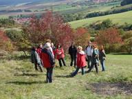 Exkursion ins Projektgebiet im Rahmen der projektbegleitenden Arbeitsgruppe