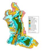 Geologie des Projektgebietes