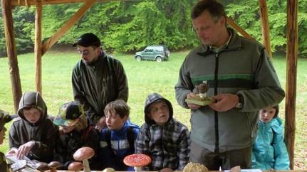 und durch das Forstamt Kaltennordheim das Augenmerk auf die Diversität der Pilze gelenkt